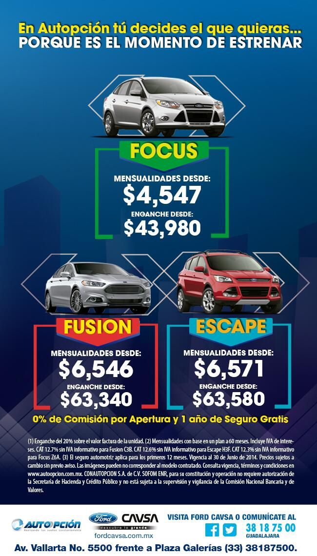 2014 Ford Fusion Ford Mexico Spanish Language Ad 2014