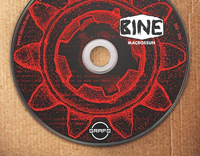 """Check out new work on my @Behance portfolio: """"THE BUNKER + BINE"""" http://be.net/gallery/34983235/THE-BUNKER-BINE"""