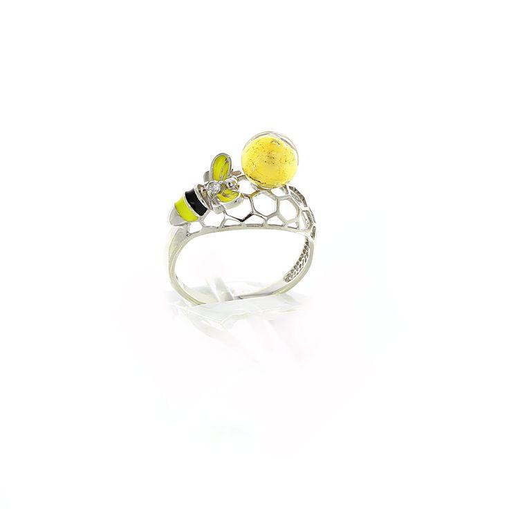 » Кольцо «Пчелиный рай»