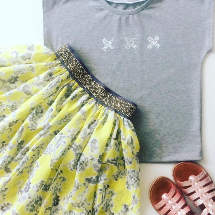 Sewing Mojo troptop ivannesoufflet rimpelrokje skirts sewing kidsfashion mondepothellip