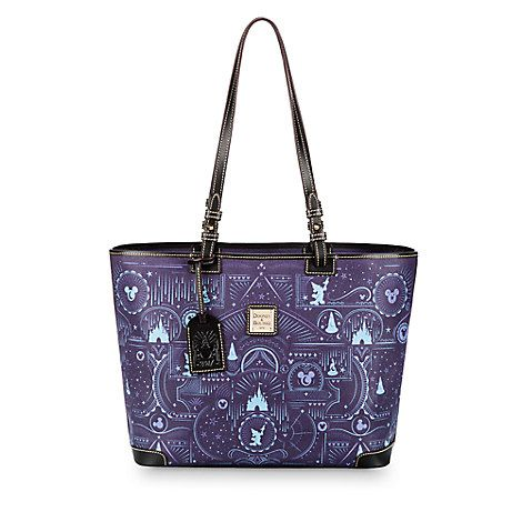 The Disney Parks 2017 Leisure Shopper Tote by Dooney & Bourke Is Available!!