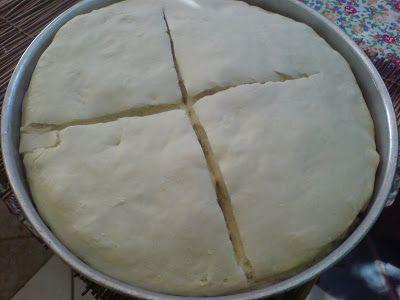 Πολύ εύκολο και ωραίο σπιτικό ψωμάκι!!