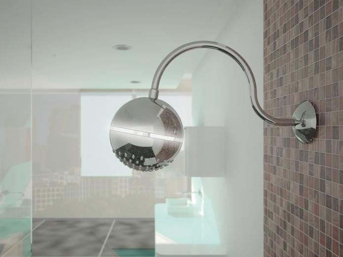 Nikles Pearl NIKLES PEARL LUCE LED OVERHEAD SHOWER CP