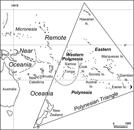 Population structure of Pacific Cordyline fruticosa (Laxmanniaceae) with implications for human settlement of Polynesia