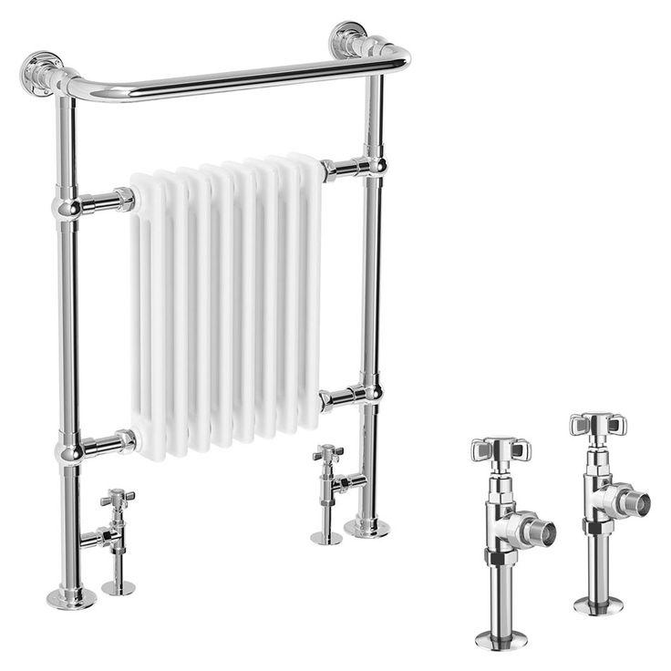 Savoy Radiator and towel warmer (Victorian Plumbing)