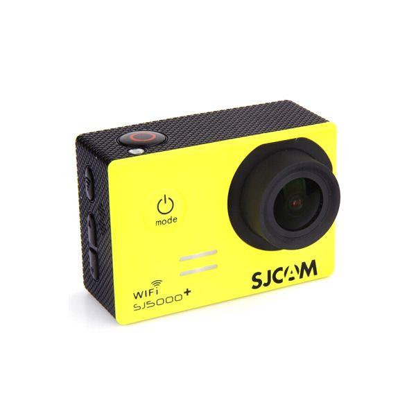 SJcam SJ5000 Plus Ambarella A7LS75 FHD 60FPS Sport Action Camera - Silver or Black
