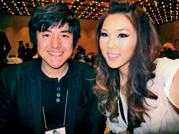 Attended Nuffnang Blogopolis 2012 for work recently. Was fortunate enough to be seated at the same table as youtube sensation and beauty/lifestyle blogger Chaigyaru. You can check out her youtube channel at http://www.youtube.com/user/misschaigyaru