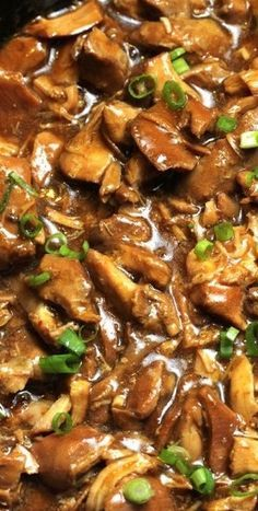 Bourbon Chicken in the Crock Pot - Spend With Pennies