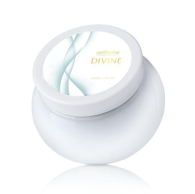 Oriflame Divine Body Cream 250ml