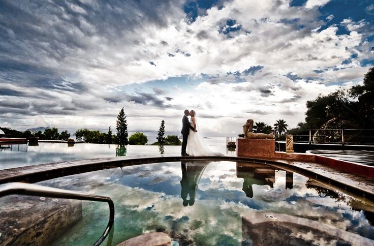Wedding in Panarea, Sicily