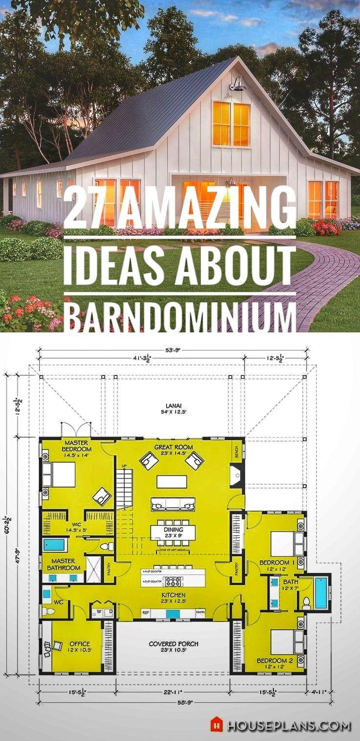 27 Best Barndominium Floor Plan Ideas You Must Know Barndominium Barndominium Floor Plans Master Room