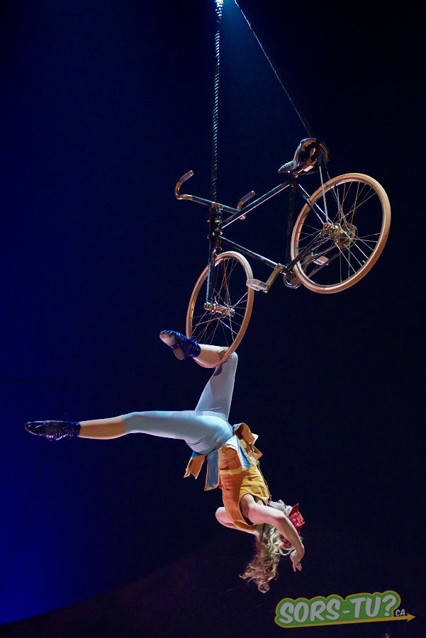 """Kurios"" - photo par Richard Mercier"