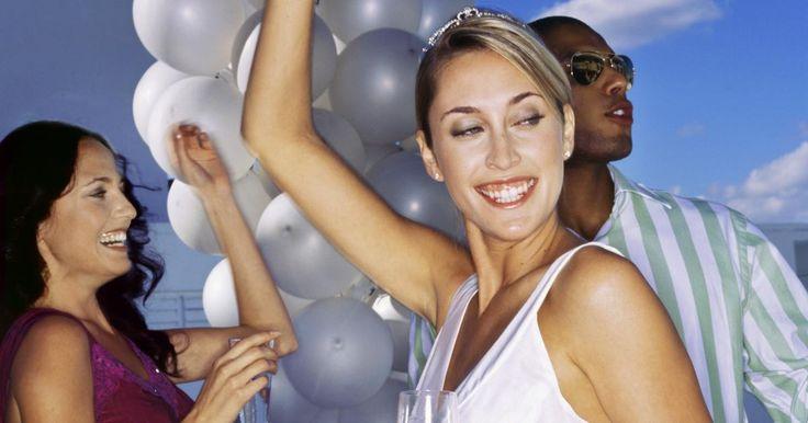 Ideas para decorar una fiesta de un cumpleaños número 25