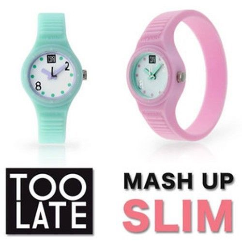 MASH UP SLIM/TOO LATE