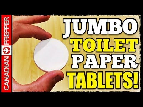 002 Wysi makes cellulose toilet paper in a coin shape for