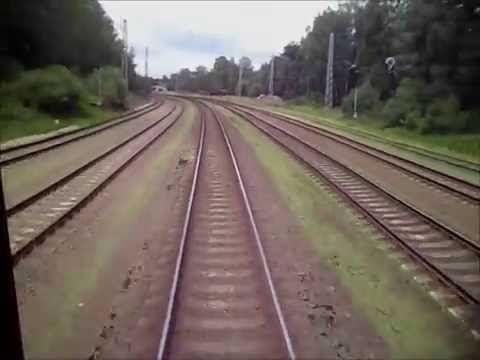 České Dráhy: Trat' 250 Havlíčkův Brod - Křižanov (100%)