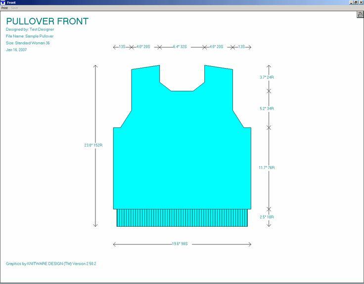 Knitting Pattern Design Software : Knitting and crochet pattern generating software pc