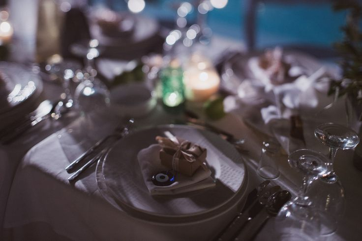 Jewish – Greek wedding on the beach in Chania Crete, Greece – love the light blog by Andreas Markakis Photography in Chania Crete Greece  Wedding reception dinner at private villa