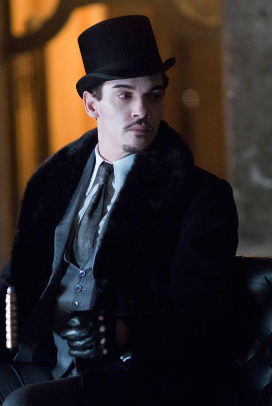 Jonathan Rhys Meyers as Alexander Grayson in episode 2 of Dracula - sky.com/dracula