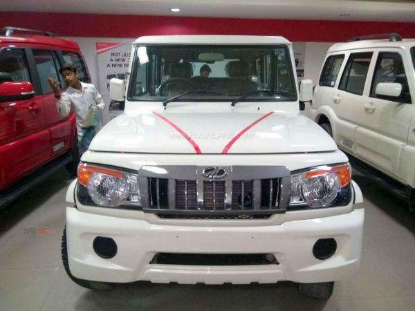 2019 Mahindra Bolero Power Plus Slx Bolero Fuel Economy Family Car
