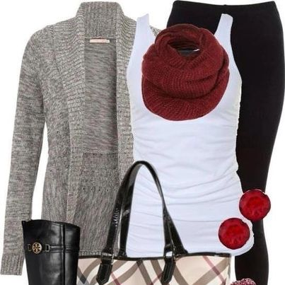 See more Light and warm outfits for ladies