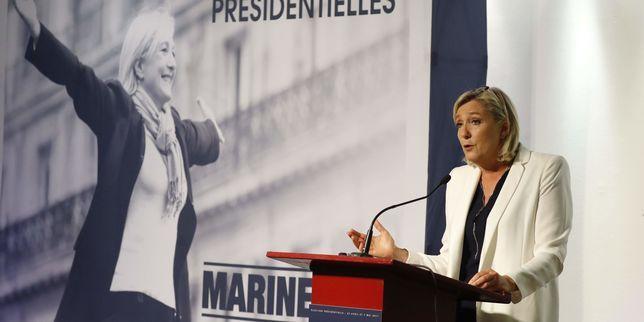 Un site pour «démystifier» le discours de Marine Le Pen sur le féminisme