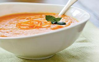 Βελουτέ σούπα καρότου - Νέα Διατροφής