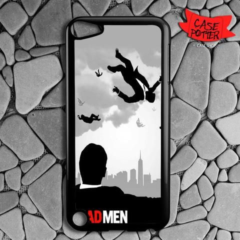 Mad Men Inspired iPod 5 Black Case