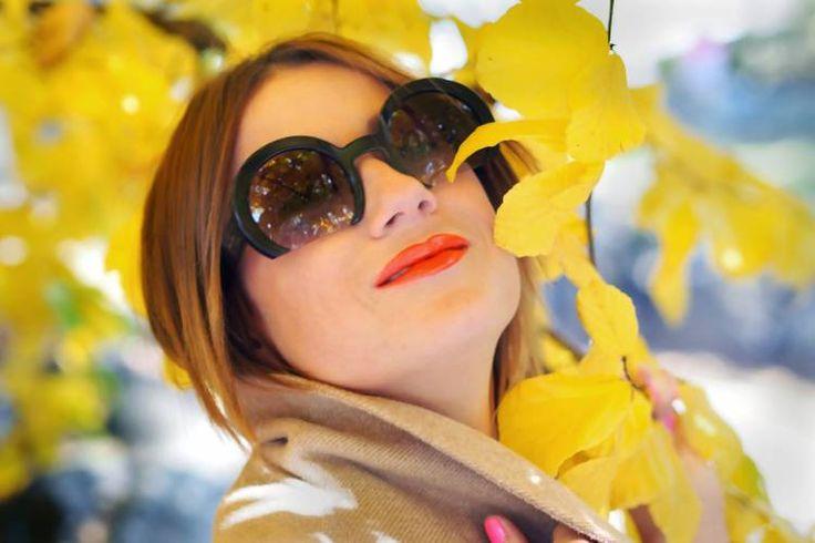 #chic #miumiu #occhiali #post #outfit #girl MOre info .. www.modablogger.eu