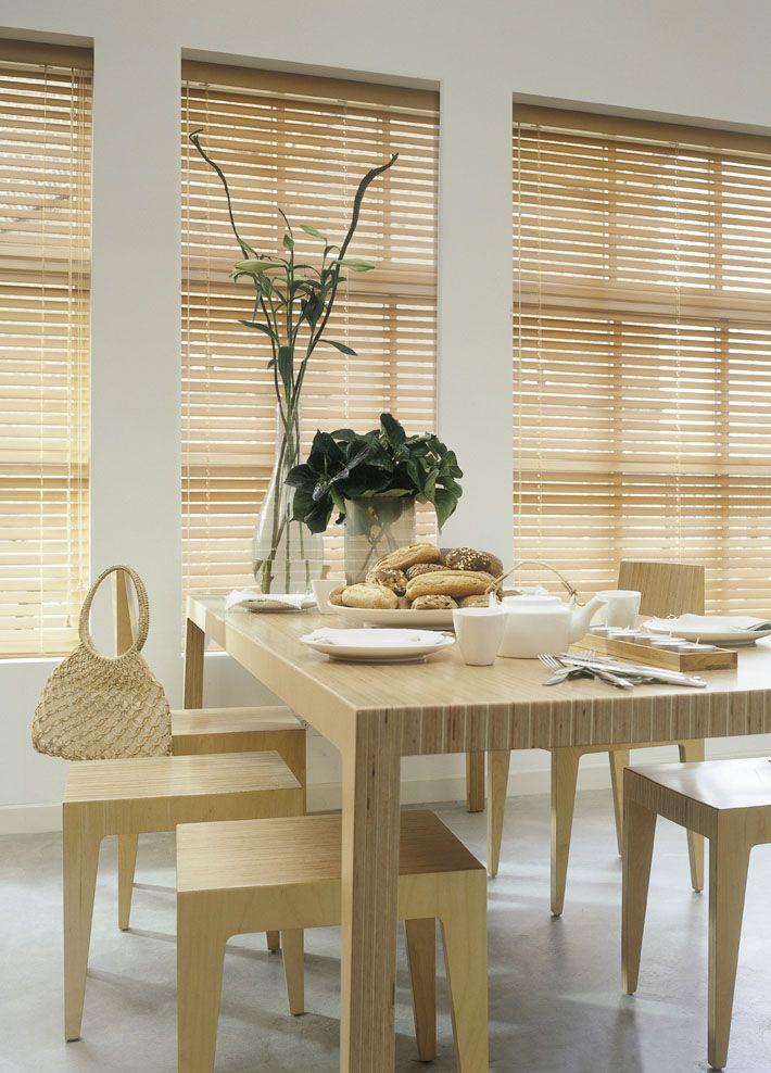 Countrywood® Timber Venetians » Luxaflex Window Fashions