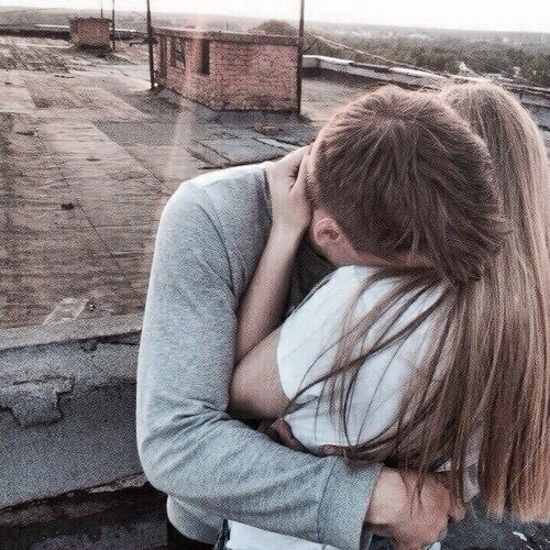 """""""he's so nice with me. I ask to myself: """"how I took a man like him? I'm just... another girl"""", but he proves to me that I'm not just another girl, because I'm special for him."""""""