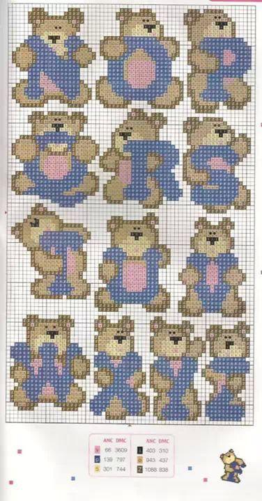 Continuação, ursinhos!