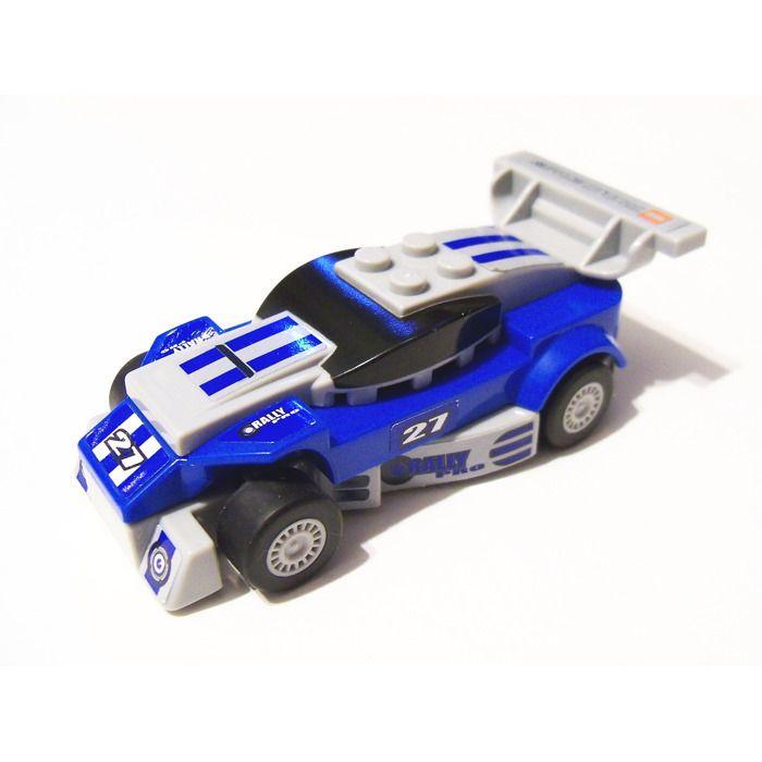 LEGO EZ Rally (McDonald's Promo 6 US) Set