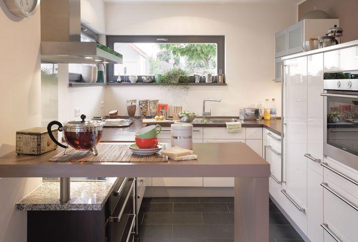 gut kombinierte k che ein teil der arbeitsplatte aus holz der andere aus stein home sweet. Black Bedroom Furniture Sets. Home Design Ideas
