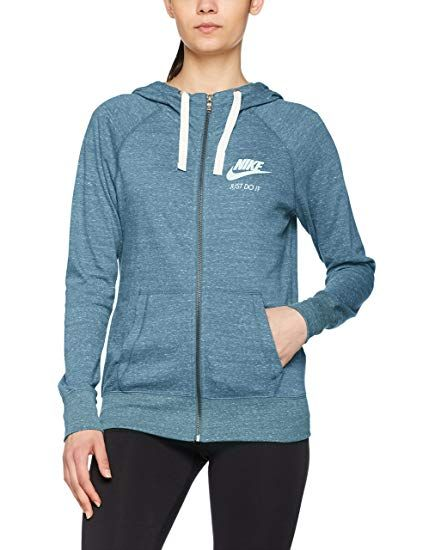 b1be0a734 New Nike Women s Sportswear Gym Vintage Full-Zip Hoodie online   132.20   from top store allfashiondress