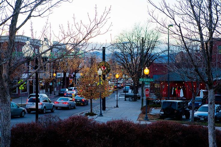 Historic Downtown Littleton Colorado