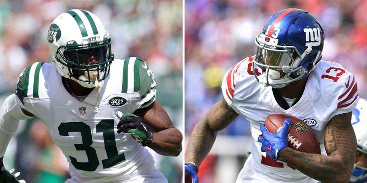 New York Jets' Antonio Cromartie: 'Odell Beckam Jr. A One-Year Wonder'