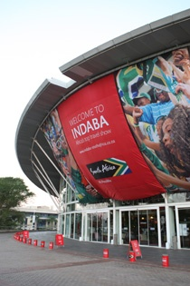 Tourism Indaba 2013 in Durban