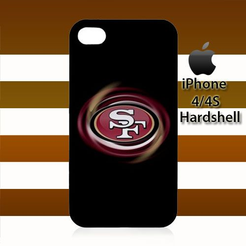 San Francisco 49ers Logo iPhone 4 4s Case Cover Hardshell