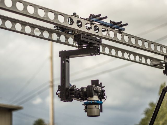 An Open Source Cinematic Motion Control