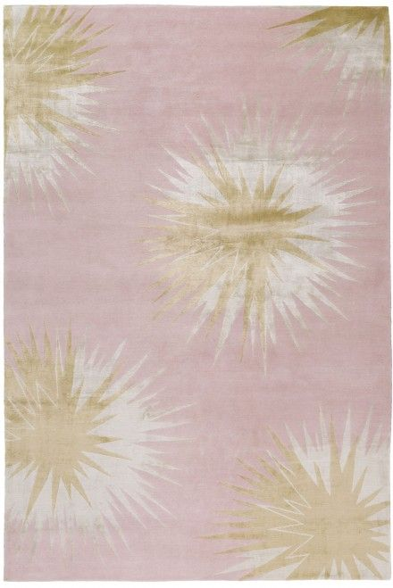 Thistle Gold by Vivienne Westwood for The Rug Company £8,445 for 3mx2m £6518 for 2.75 x 1.83m