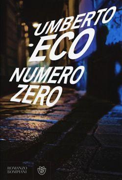 Numero zero / Umberto Eco