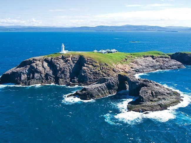 South Solitary Island, off the coast of Coffs Harbour is opened to the public just twice a year.
