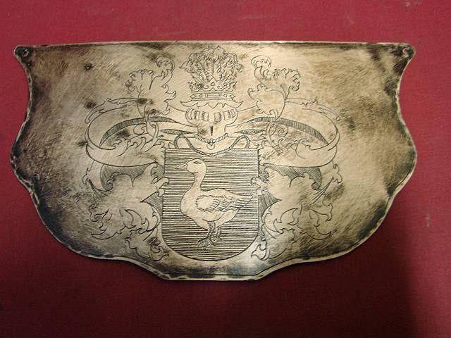 Coat of arms Paparona (Gąska)