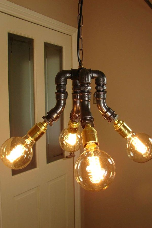 Vintage Industrial Lighting Ideas 12 Easy Vintage Industrial