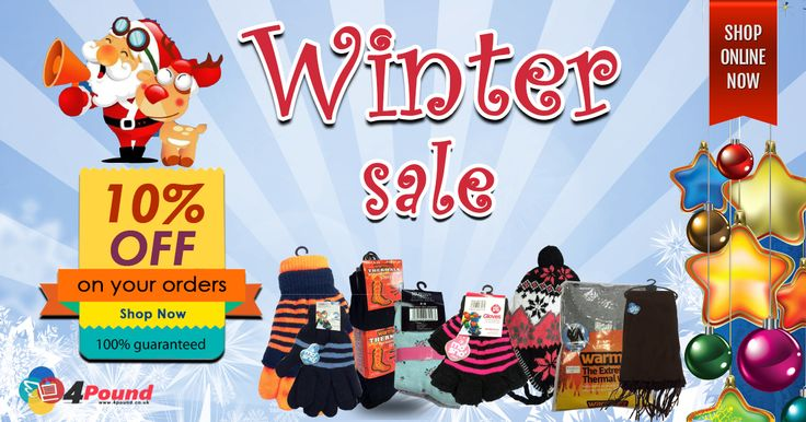 Shop winter Products @4pound on 10% OFF. Free shipping Availability. Apply coupon code as 4pound10 http://www.4pound.co.uk/winter-products