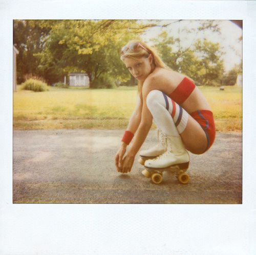 Roller boots, must get me some.