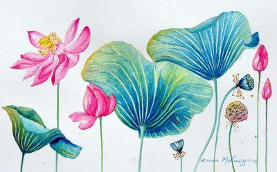 Botanicals - Donna Maloney