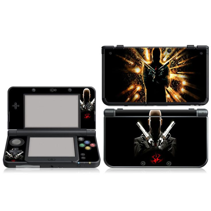 >> Click to Buy << For New 3DS Console Hitman Design Protector Vinyl Skin Sticker for Nintendo for New 3DS Console Decal Cover #Affiliate