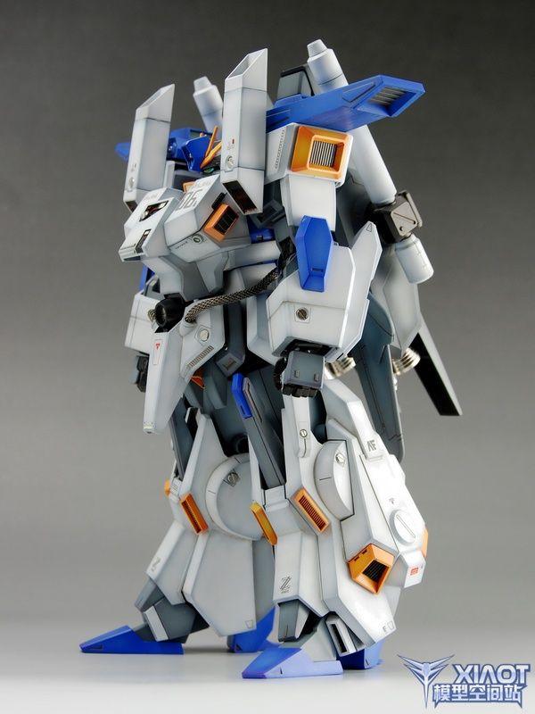 1/100 MS FA-010-a FAZZ Gundam